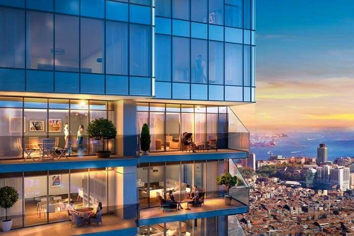Luxury Building in Bomonti District HP057 image5