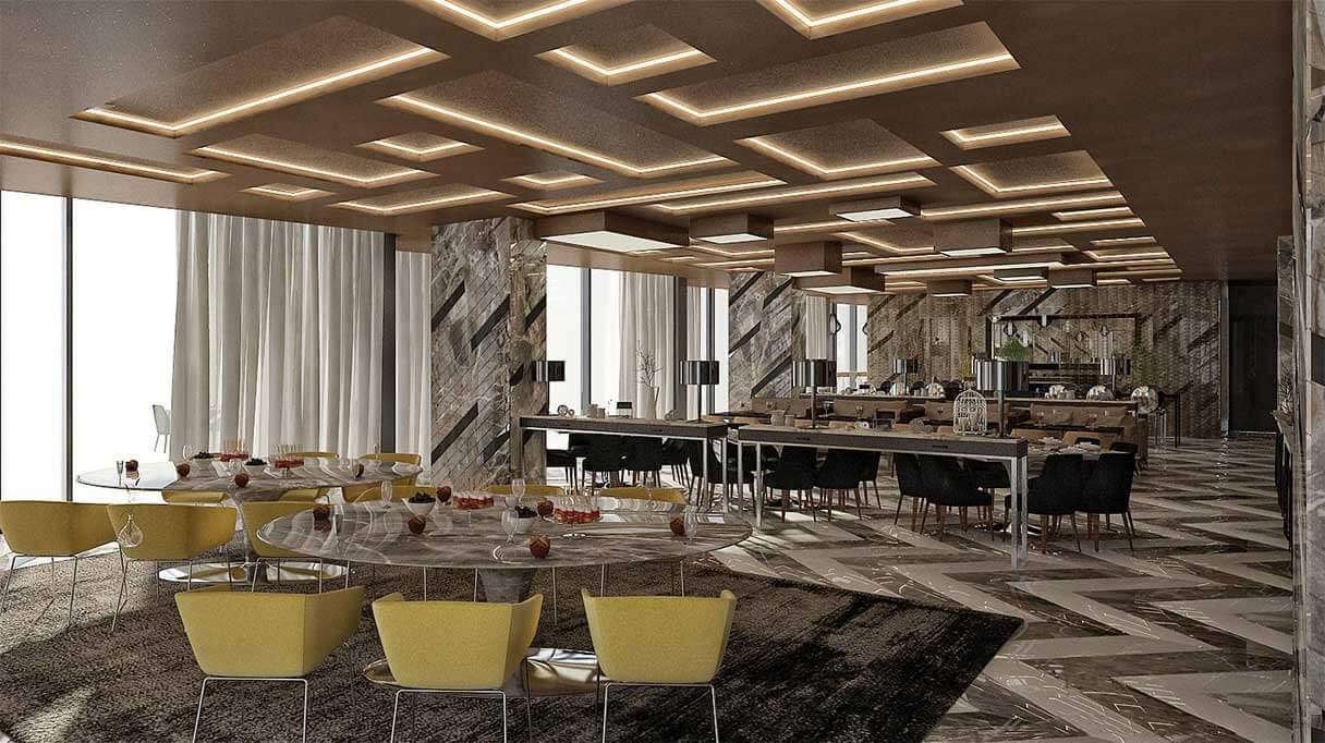 Luxury Building in Bomonti District HP057 image10