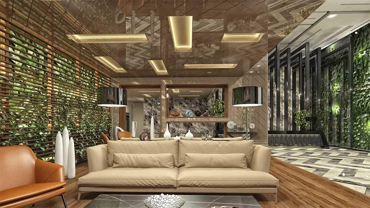 Luxury Building in Bomonti District HP057 image6