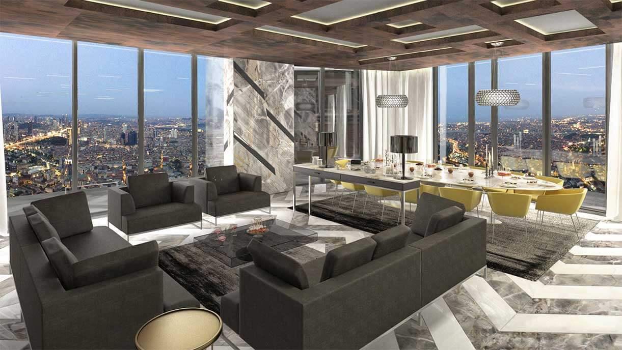 Luxury Building in Bomonti District HP057 image4